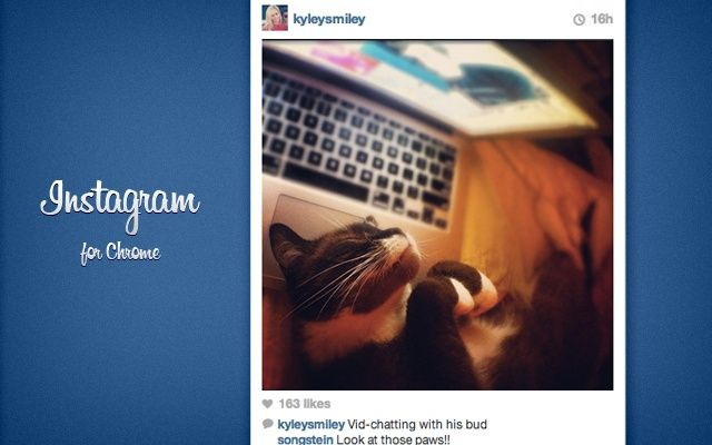 Instagram For Chrome, A Chrome Extension For Browsing Instagram in Your Browser