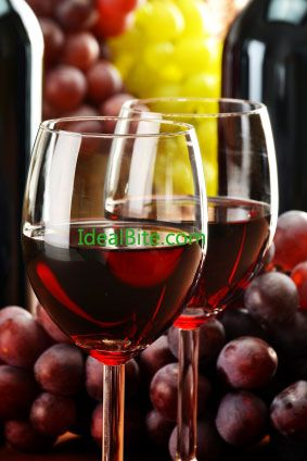 When I was younger I visited France with my parents. I remember my mother being horrified when I was given a glass of red wine with my dinner, although it was topped off with at least 75% water.