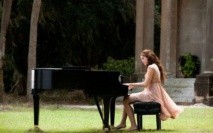 Вопрос 12. Нежная,  пронзающая душу  фортепианная музыка...