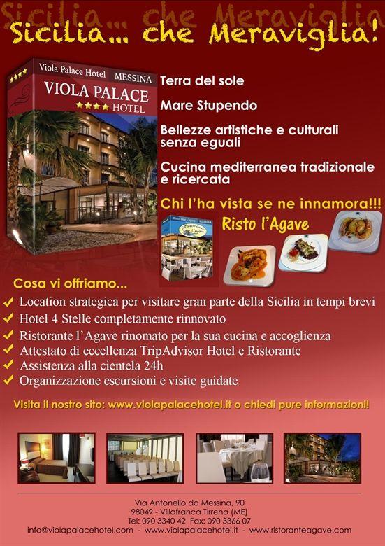 Aggiornamento Offerte e Paccheti Primavera Estate 2017 al Viola Palace Hotel http://www.violapalacehotel.it/pacchetti/ #Hotel #Ristorante #Sicilia #Offerte