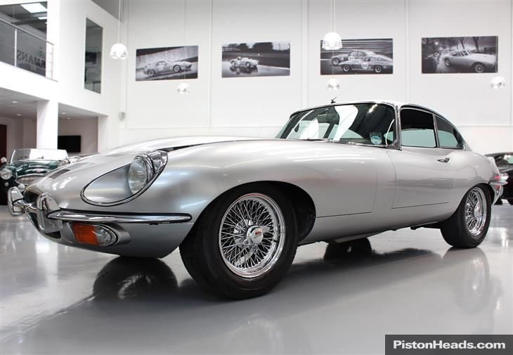 Used 1970 Jaguar E Type for sale in Kent | Pistonheads