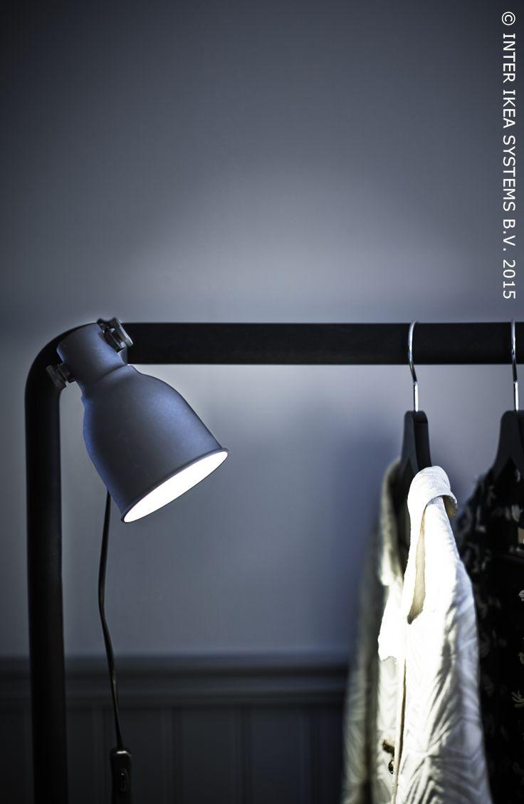 Kies de juiste kleur. hektar spot #ikeabe #verlichting #lamp je ...