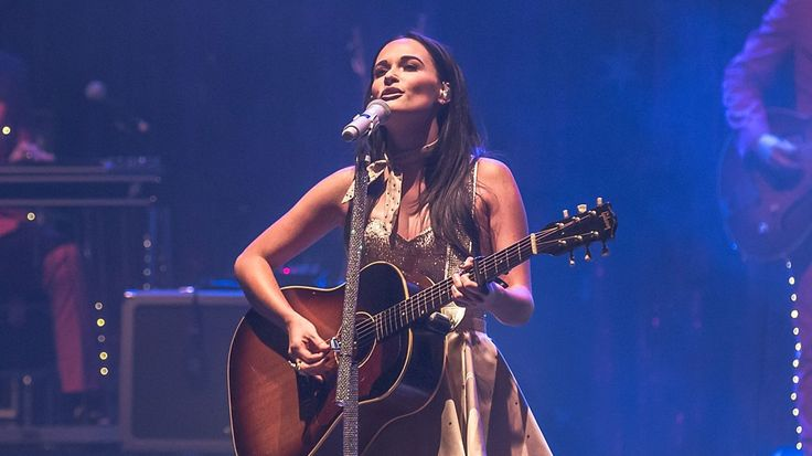 Hear Kacey Musgraves and Miguel's Sensual 'Waves' Remix #headphones #music #headphones