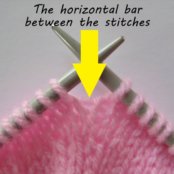 how to start off finger knitting