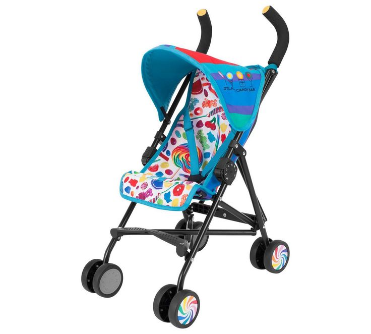 Buy Maclaren Junior Quest Dylan's Candy Bar Doll Pram at Argos.co.uk, visit Argos.co.uk to shop online for Doll prams and pushchairs, Dolls and playsets, Toys