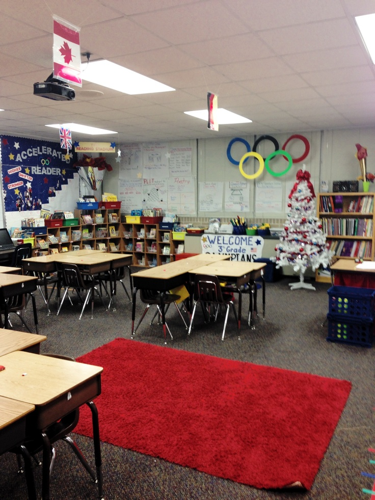 Classroom Decorating Ideas Olympic Theme ~ Best olympic classroom theme images on pinterest