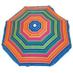 Rio Beach Deluxe Sunshade Umbrella with Valance $27.99 - $28.50