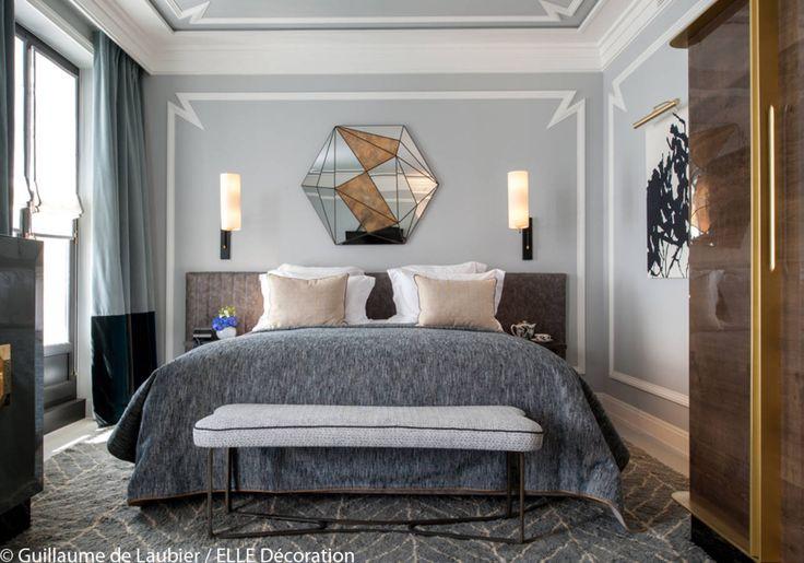 Les 6 h tels les plus chics de paris hotel room design for Hotel design paris 8