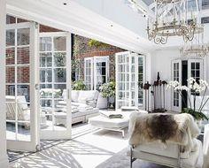 White eclectic sofas. www.bocadolobo.com #bocadolobo #luxuryfurniture #exclusivedesign #interiodesign #designideas #sofaideas #white