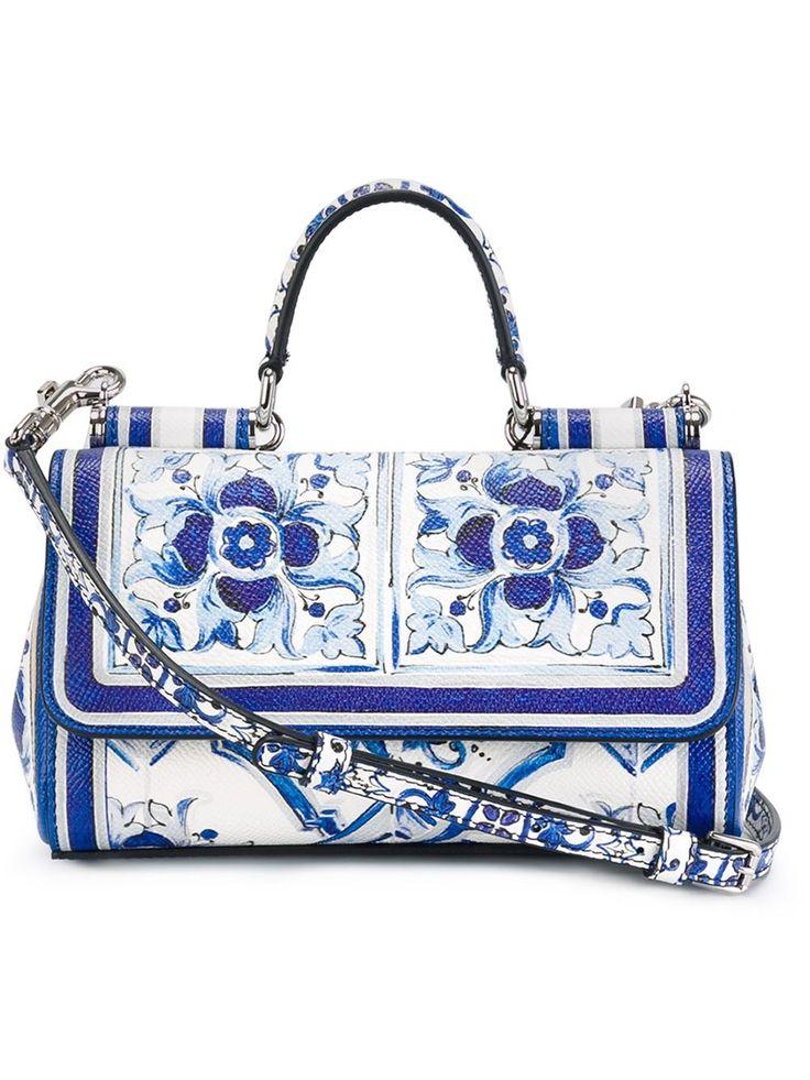Dolce & Gabbana 'dauphine' Umhängetasche Mit Print - Eraldo - Farfetch.com