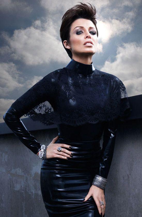 Atsuko Kudo Latex Love Pinterest Dannii Minogue