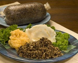 Haggis - Made in America exclusively for Scottish Gourmet USA. Burns night:  January 25.