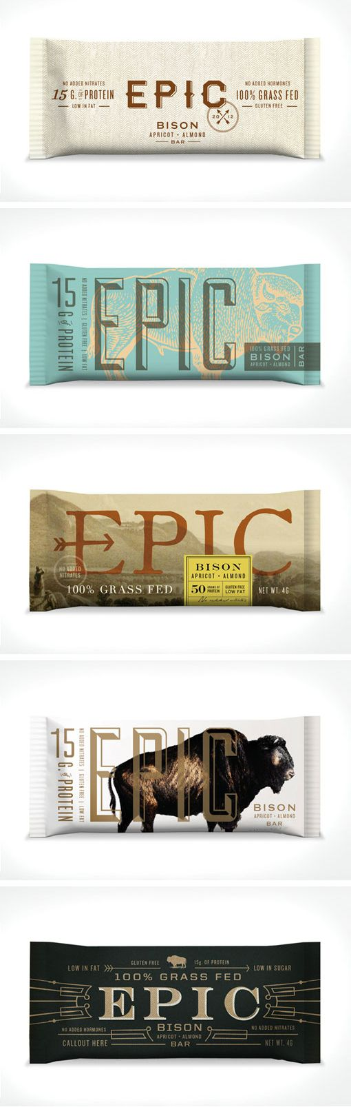Epic protein bar | Make and Matter