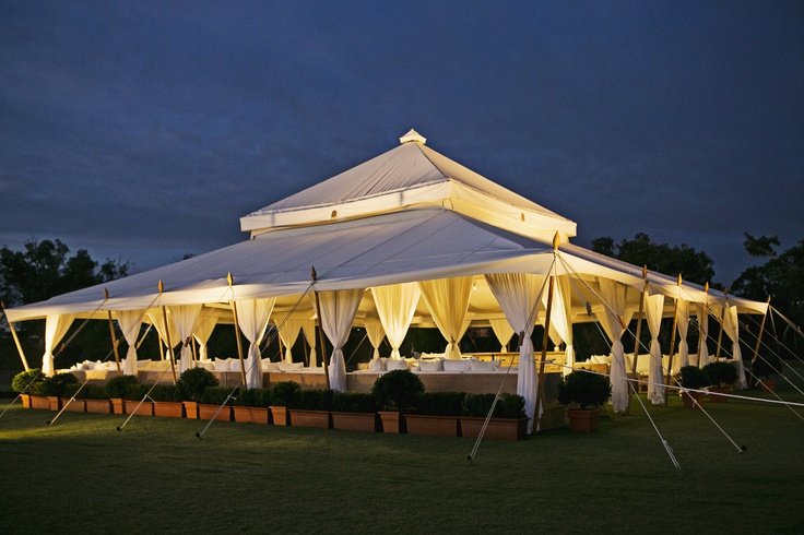The stunning VIP tent at Polo in the Valley Duncraig Stud, Swan Valley Perth styled by www.villakula.com.au