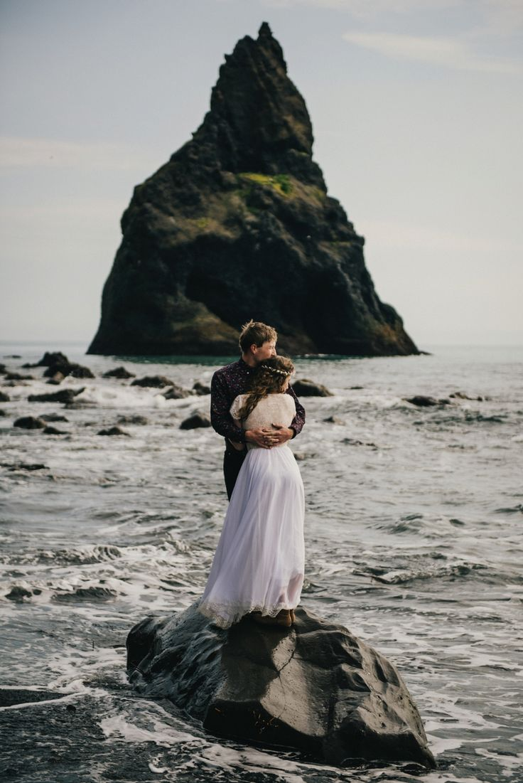 Iceland Elopement // Styled Editorial Shoot // Destination Wedding Photography