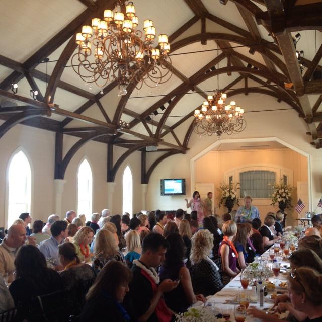 Tybee Island Wedding Chapel Such A Versatile Venue
