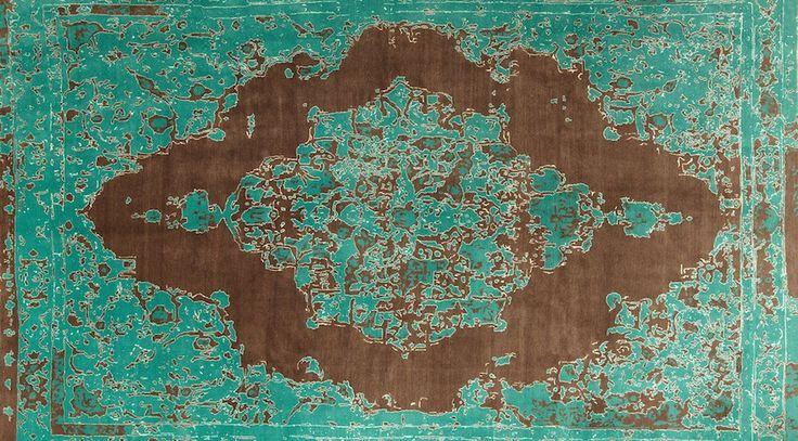 Awesome Carpet Designed By Hossein Rezvani Called Shiraz