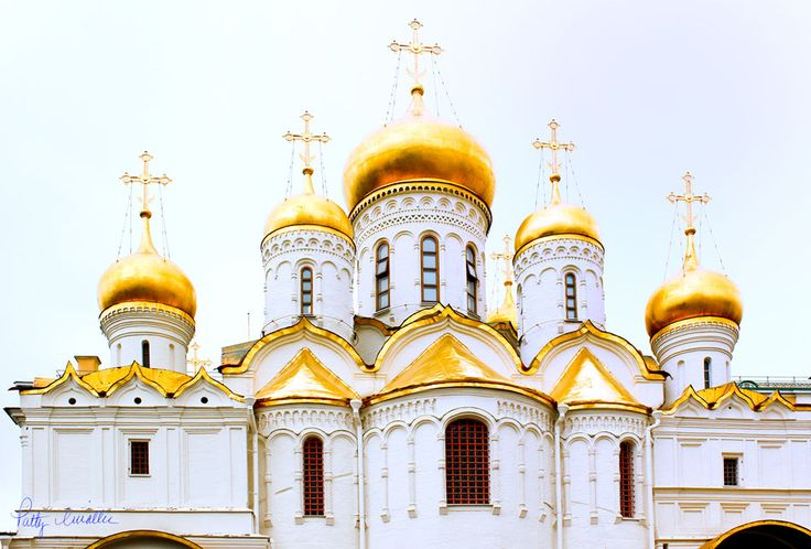 Kremlin Church, Moscow