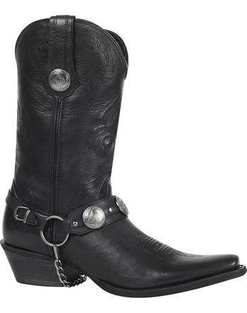 Durango Gambler Harness Western Boots