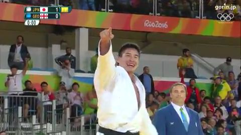 『VIDEO』JP.ONLY/柔道 男子90kg級決勝 ベイカー茉秋 vs B.リパルテリアニ