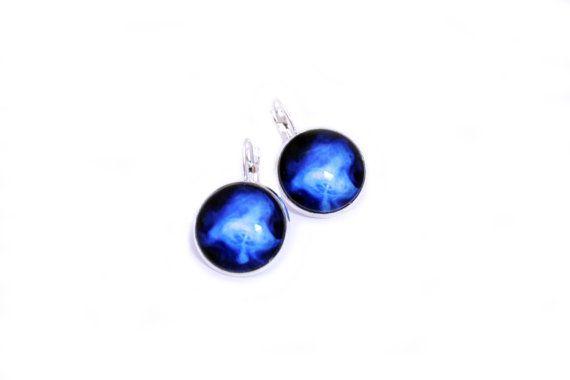 Space Earrings Astronomy Jewellery Galaxy by MajorTomJewellery https://www.etsy.com/nz/shop/MajorTomJewellery