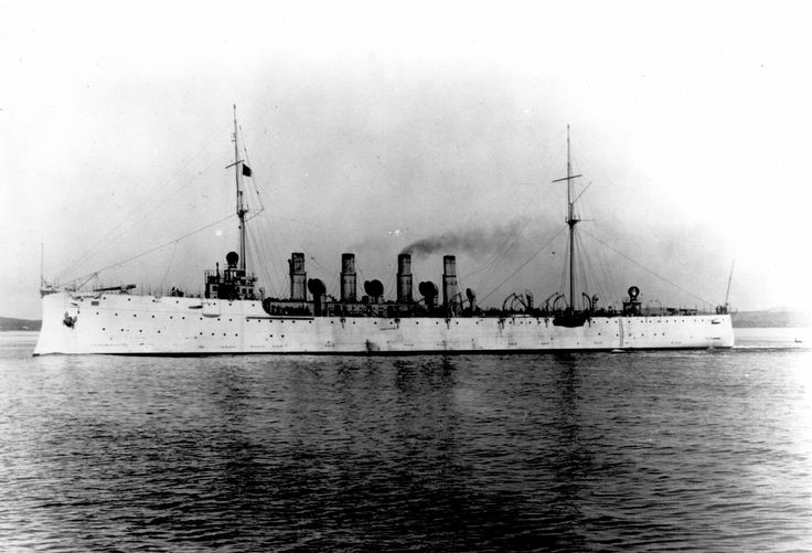 USS Chester CL-1 - Google Search