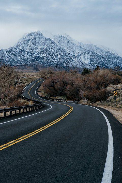 Straight roads don't make skilful drivers. #yyc #calgary #yycars
