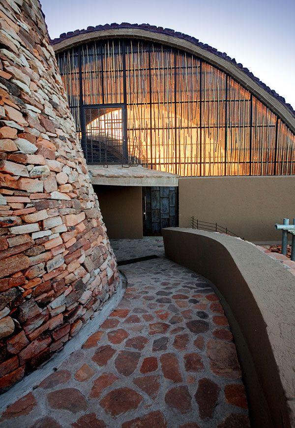 peter rich architects / mapungubwe interpretation centre, south africa