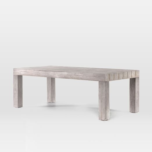 Modern Teak Outdoor Dining Table With Images Outdoor Dining