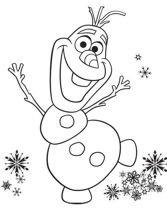Olafs Frozen Adventure Coloring Picture Frozen Coloring Pages Frozen Coloring Snowman Coloring Pages