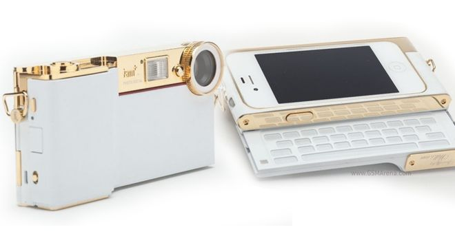 Will.i.am officially launched the i.am+ foto.sosho line of iPhone camera accessorie, meet the C.4, V.4, V.5 and L.5 - GSMArena Blog