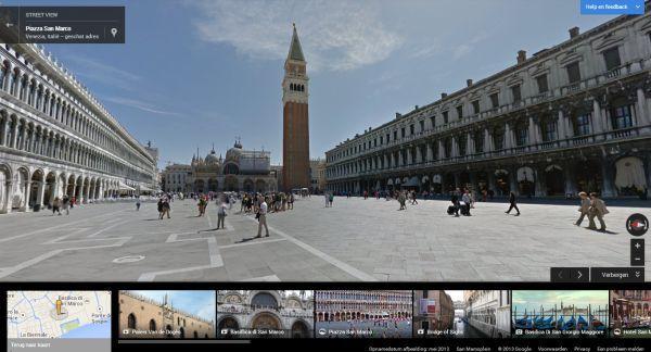 Leuk voor de aardrijkskundeles: bezoek met jouw leerlingen Venetië via Google Street View! Manssen.nl