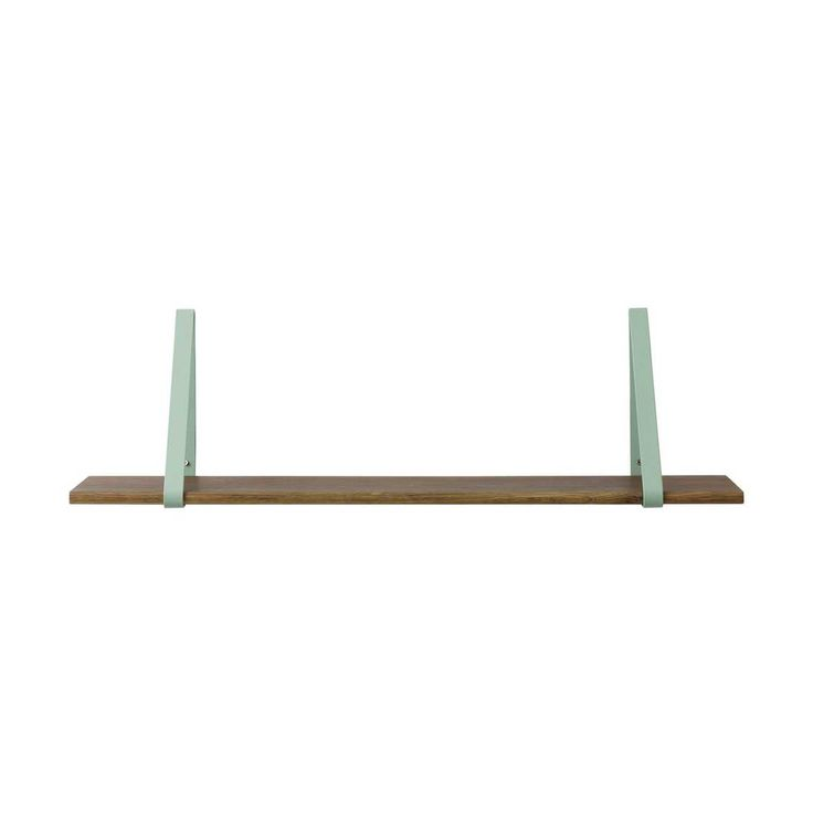Ferm Living Metal Shelf Hangers MintBest 25  Shelf hangers ideas on Pinterest. Ferm Living Shelf Brackets. Home Design Ideas