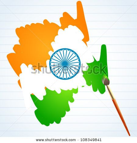 indian flag independence day wallpaper
