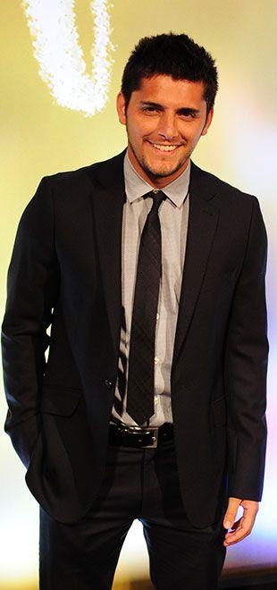 O ator também falou sobre Neymar, que é ex-namorado de seu par romântico na novela, Bruna Marquezine