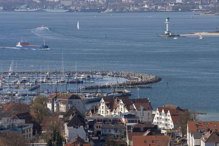Die Kieler Förde #Ostsee Urlaub  http://blog.goeuro.de/ostsee-urlaub/