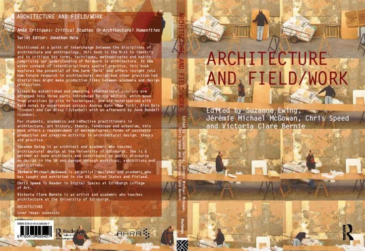 This book cover has told a story that how a man has made a model of a building. In the back cover of this book, they have the abstract of the contents. This cover is interesting that I willing to read the contents.