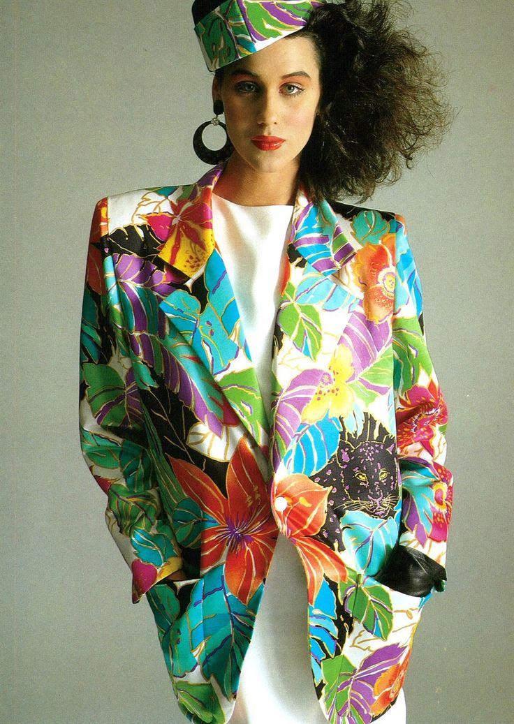 Vogue Italia, marzo 1985