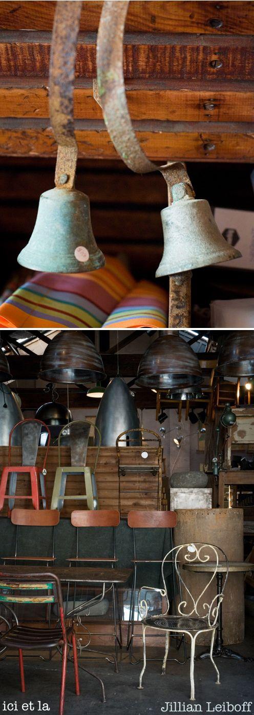 Shopgirl Visits: ici et la with words by Holly and photos by Jillian http://decor8blog.com/2010/01/25/store-tour-ici-et-la/