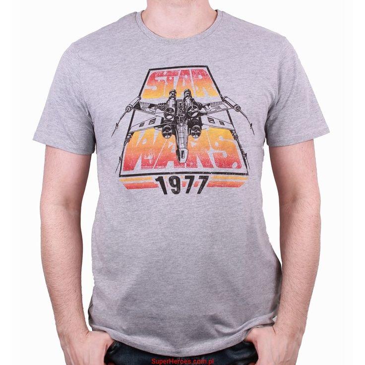 Koszulka Star Wars X-Wing 1977