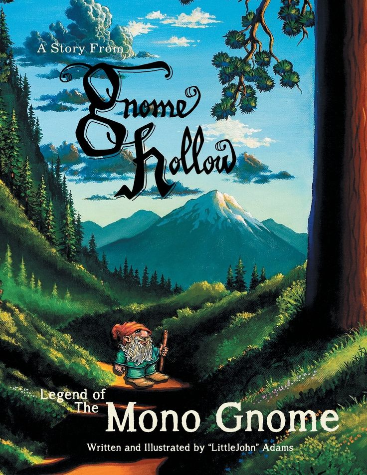 "Legend of The ""Mono Gnome"": A Story From Gnome Hollow: Little John"" Adams: 9781449798161: AmazonSmile: Books"