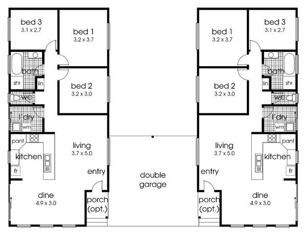 Family Duplex Home Sweet Home Pinterest