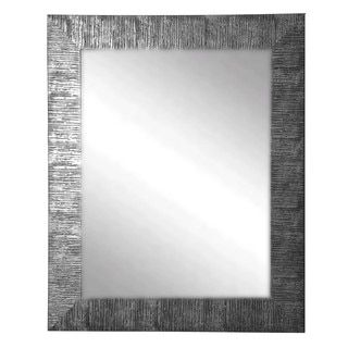 Shop for American Made Rayne Silver City Wall Mirror. Get free shipping at Overstock.com - Your Online Home Decor Outlet Store! Get 5% in rewards with Club O! - 16130279