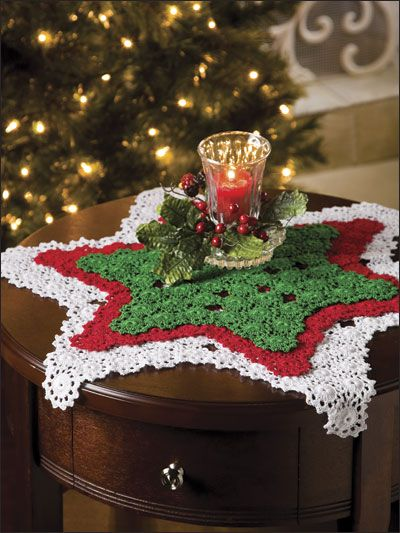 Crochet - Living Room Patterns - Decor - Seeing Stars