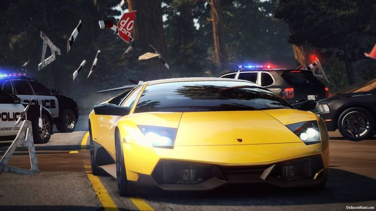 Need For Speed Rival 2013 Racing Game for Windows Wallpaper