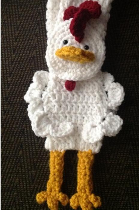 chicken Scarf: Crochet Scarf, Crochet Easter, Crochet Cutie, Animal Scarf, Chicken Scarf, Crochet Scarves, Scarf Crochet, Accessories, Crochet Pattern