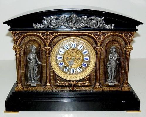 Antique Clock Ansonia