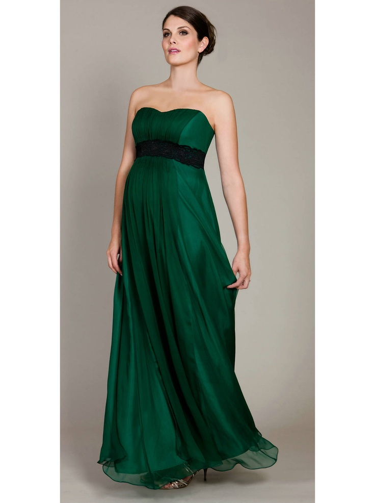 Love The Emerald Color Dresses