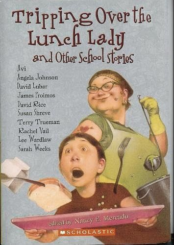 Tripping Over the Lunch Lady: And Other School Stories (5-8): If nothing else makes middle school easier for your child, reading stories about other people's embarrassing school moments will. Especially if those people are well-known authors. This hilarious collection of short stories includes real photos and comic-book style illustrations to prove that everyone goes through an awkward phase and that most of them come out better for it.