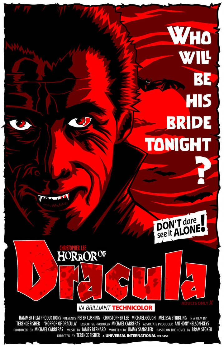 Pin On Horror Of Dracula